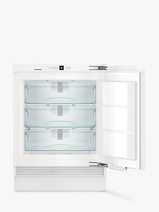 Liebherr SUIGN1554 Integrated Undercounter Freezer, A++ Energy Rating, 60cm Wide