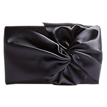 Buy Karen Millen Oversized Bow Clutch Bag Online at johnlewis.com