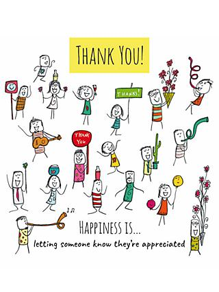Thank you greetings cards john lewis partners cardmix appreciated thank you card m4hsunfo