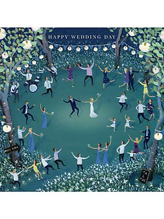 Woodmansterne Big Day Wedding Card