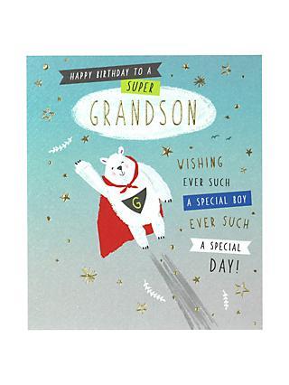 Grandchild Greetings Cards John Lewis