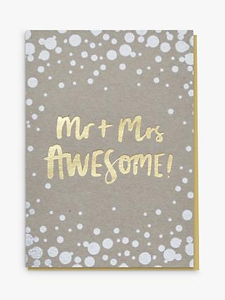 Wedding greetings cards john lewis partners stormy knight mr mrs awesome wedding card m4hsunfo