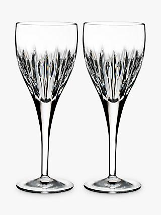 Waterford Ardan Collection Mara Wine Glasses, Clear, 320ml, Set of 2