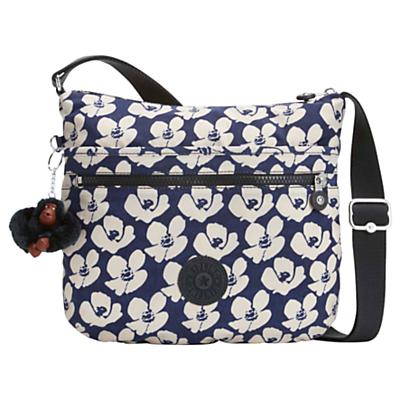 Kipling Arto Cross Body Bag, Bold Flower