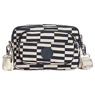 Kipling Shoulder Bum Bag, Stripe Mix