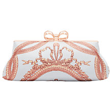 Buy Ted Baker Karlii Versailles Frame Clutch Bag Online at johnlewis.com