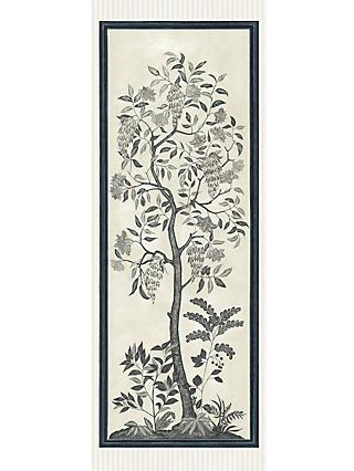 Tree Wallpaper Leaf Pattern Wallpaper John Lewis Partners