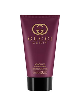 Gucci Guilty Absolute Eau de Parfum for Her Body Lotion, 150ml