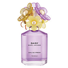 Buy Marc Jacobs Daisy Eau So Fresh Twinkle Eau de Toilette, 75ml Online at johnlewis.com
