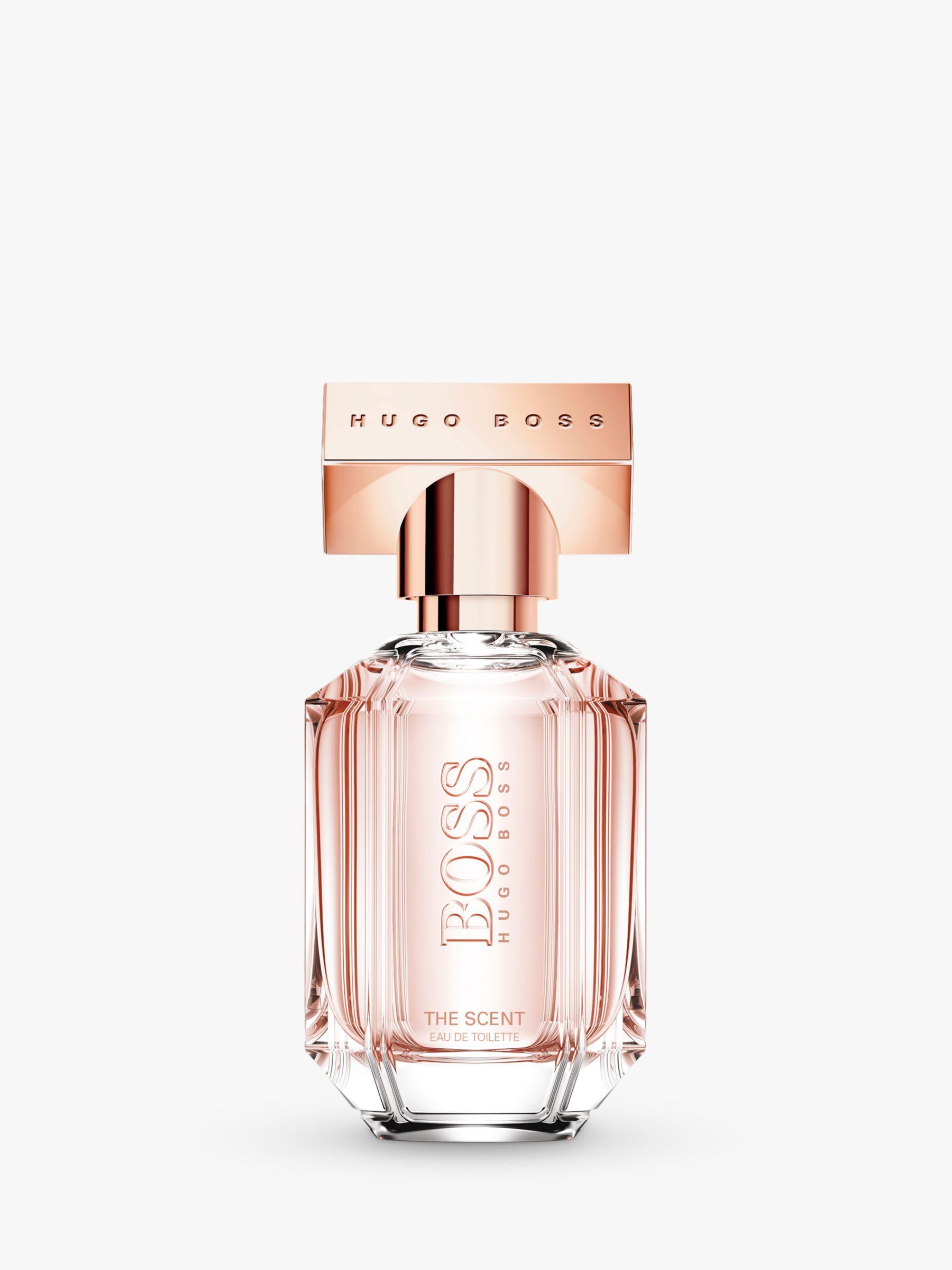hugo boss the scent eau de parfum