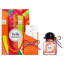 Buy HERMÈS Twilly d'Hermès 50ml Eau de Parfum Fragrance Gift Set Online at johnlewis.com