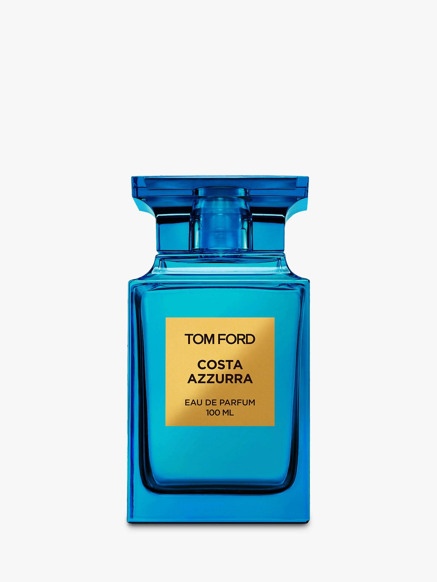Eau De Azzurra Blend Costa Parfum100ml Tom Ford Private eWxBrdCo