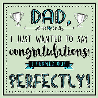 Emotional rescue greetings cards john lewis emotional rescue perfectly fathers day card m4hsunfo
