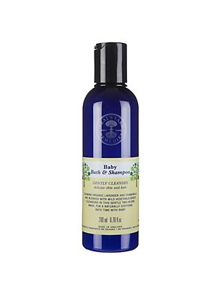 Neal's Yard Remedies Organic Baby Bath and Shampoo