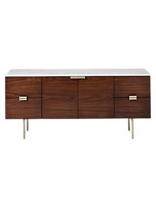 west elm Delphine Sideboard, Brown