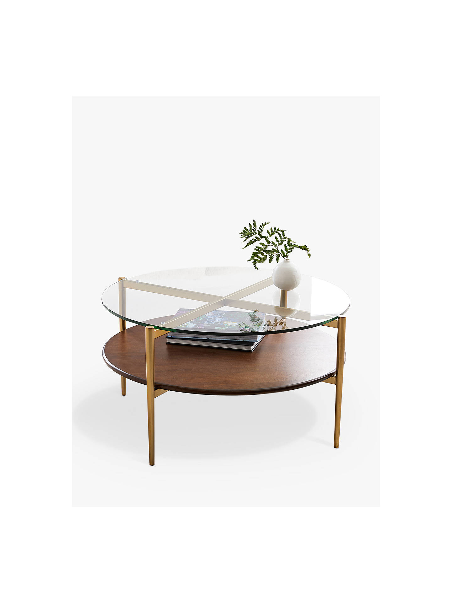 Round Coffee Table Online 7