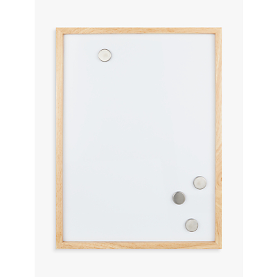 House by John Lewis Magnetic White Board