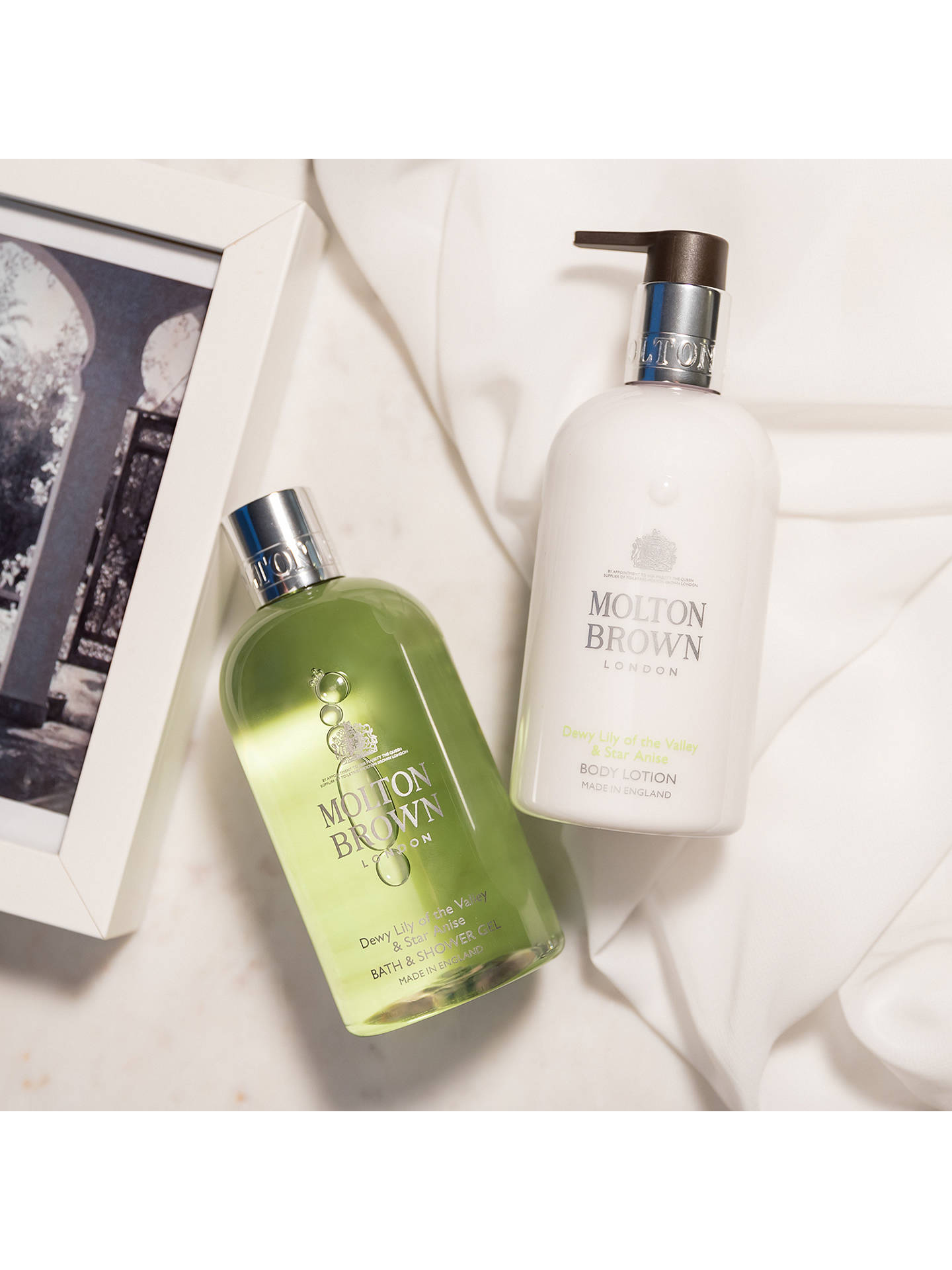 1ed3dbf39c02b ... Buy Molton Brown Dewy Lily of the Valley   Star Anise Body Lotion