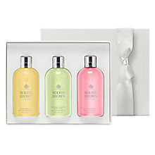 Buy Molton Brown Spring Signatures Bathing Gift Trio Set Online at johnlewis.com