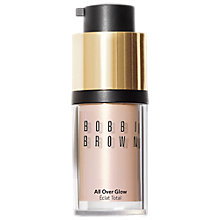 Buy Bobbi Brown Spring In Capri All Over Glow, Sole Online at johnlewis.com