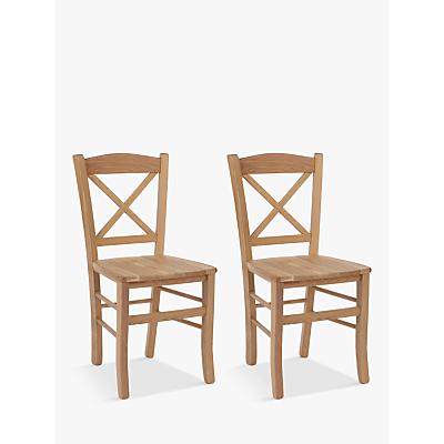 John Lewis & Partners Clayton Dining Chairs, Set of 2