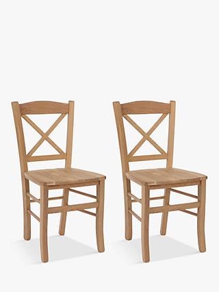 John Lewis Partners Clayton Dining Chairs Set
