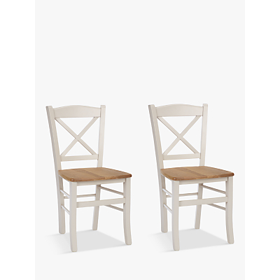 John Lewis & Partners Clayton Dining Chairs, Set of 2