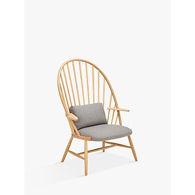 Croft Collection Simon Pengelly Harp Chair, Oak