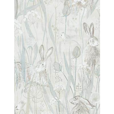 Sanderson Dune Hares Wallpaper, DEBB216518 - £66.00 - Bullring & Grand Central