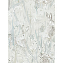 Buy Sanderson Dune Hares Wallpaper, DEBB216518 Online at johnlewis.com