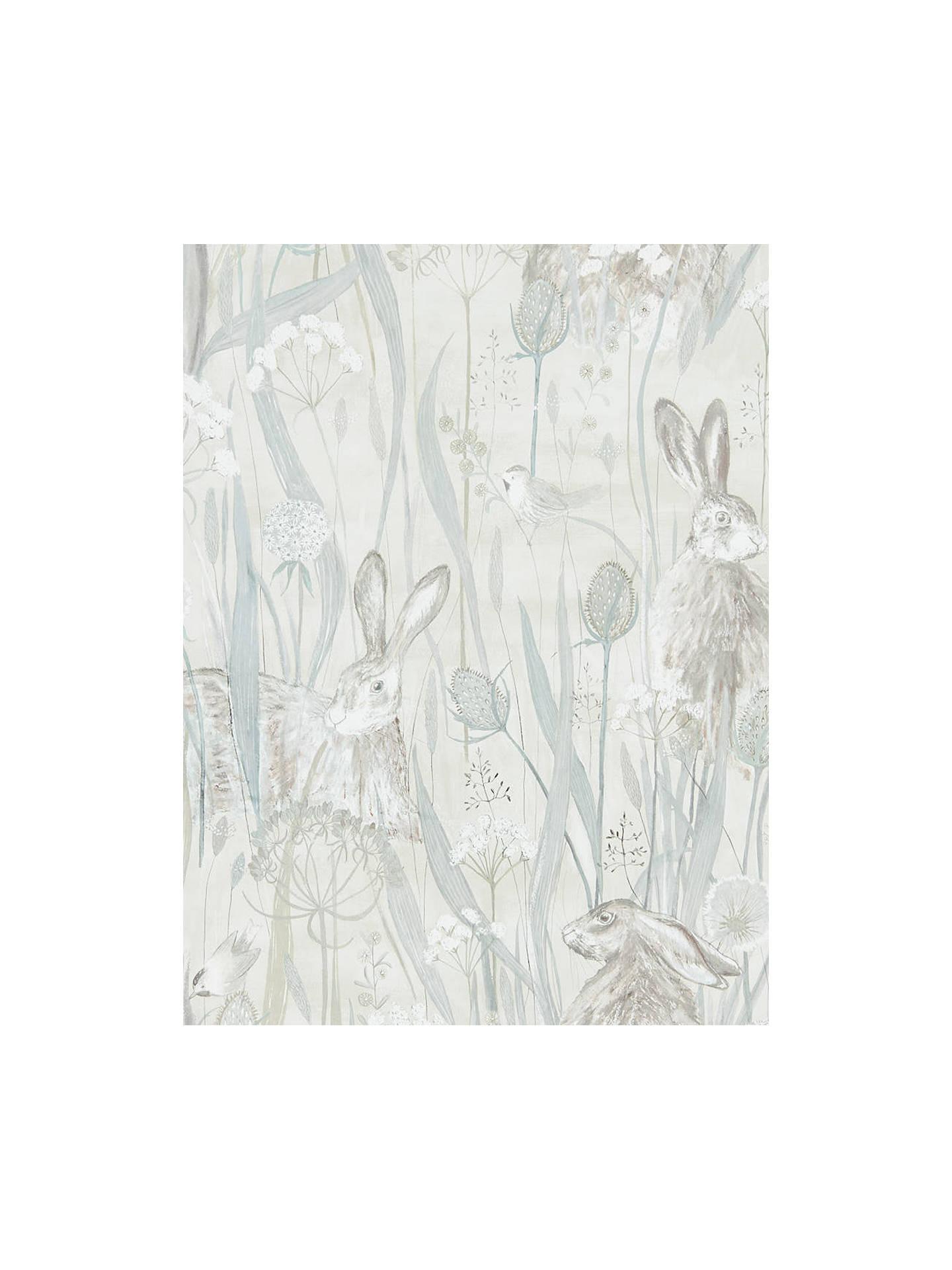 Buy Sanderson Dune Hares Wallpaper, DEBB216518 Online at johnlewis.com ...