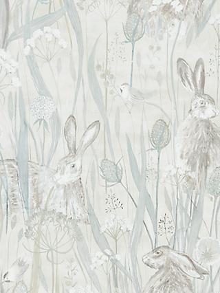 Sanderson Dune Hares Wallpaper, DEBB216518