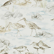 Buy Sanderson Estuary Birds Wallpaper Online at johnlewis.com