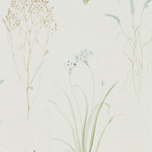 Buy Sanderson Farne Grasses Wallpaper Online at johnlewis.com