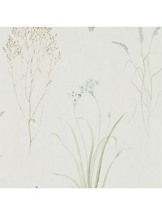 Sanderson Farne Grasses Wallpaper