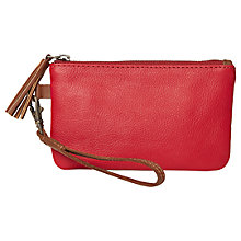 Buy White Stuff Danni Leather Pouch Online at johnlewis.com