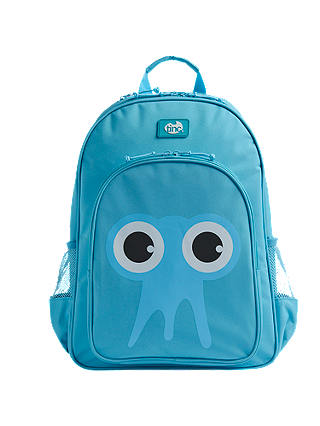 Buy Tinc Tonkin Backpack, Blue Online at johnlewis.com