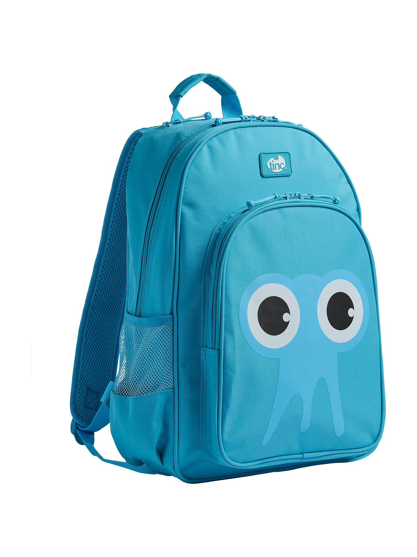 BuyTinc Tonkin Backpack, Blue Online at johnlewis.com