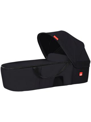 GB Cot To Go Carrycot, Satin Black