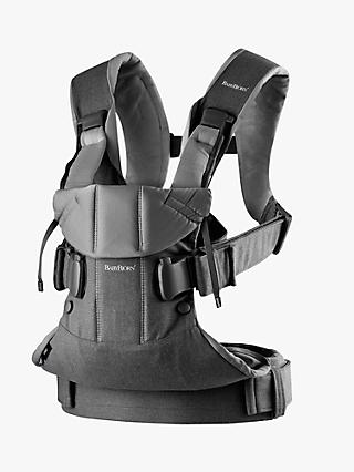 BabyBjörn One Baby Carrier 2018, Grey