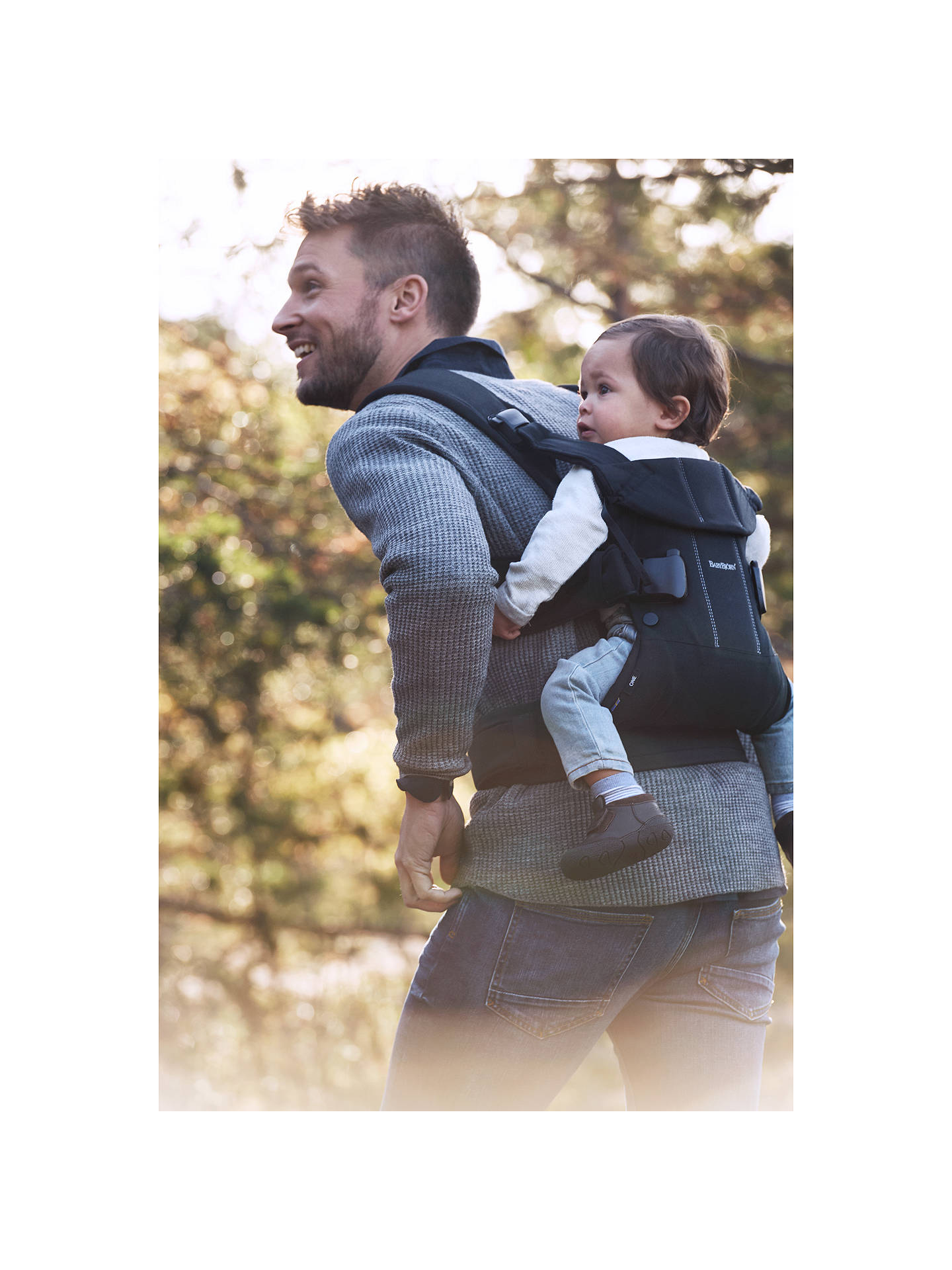 60d0b5174bf ... Buy BabyBjörn One Baby Carrier 2018