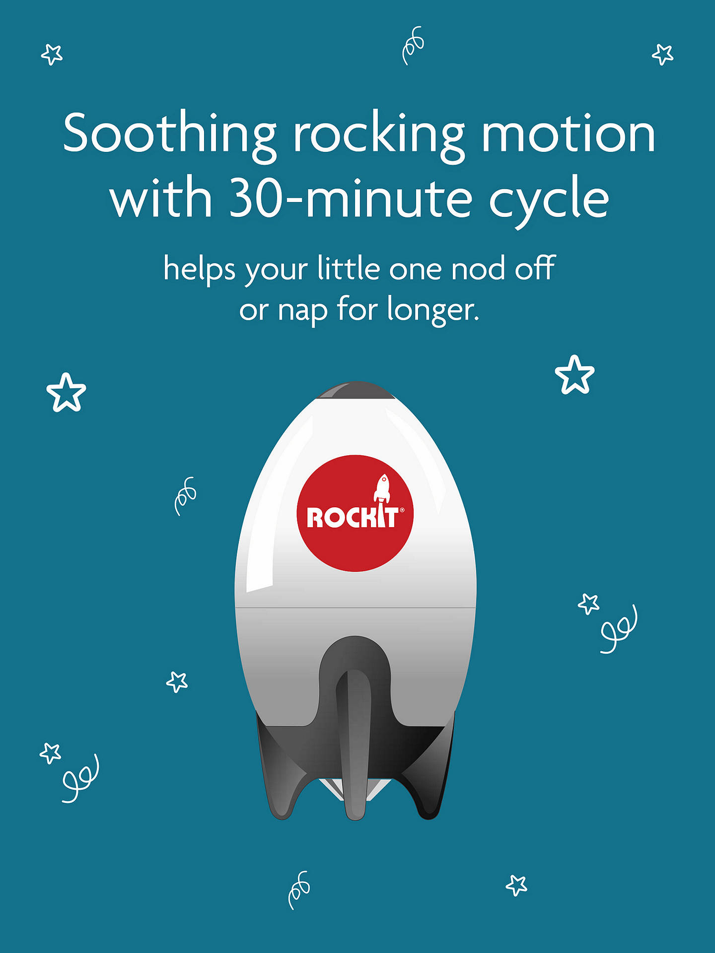 BuyRockit Baby Rocker Online at johnlewis.com