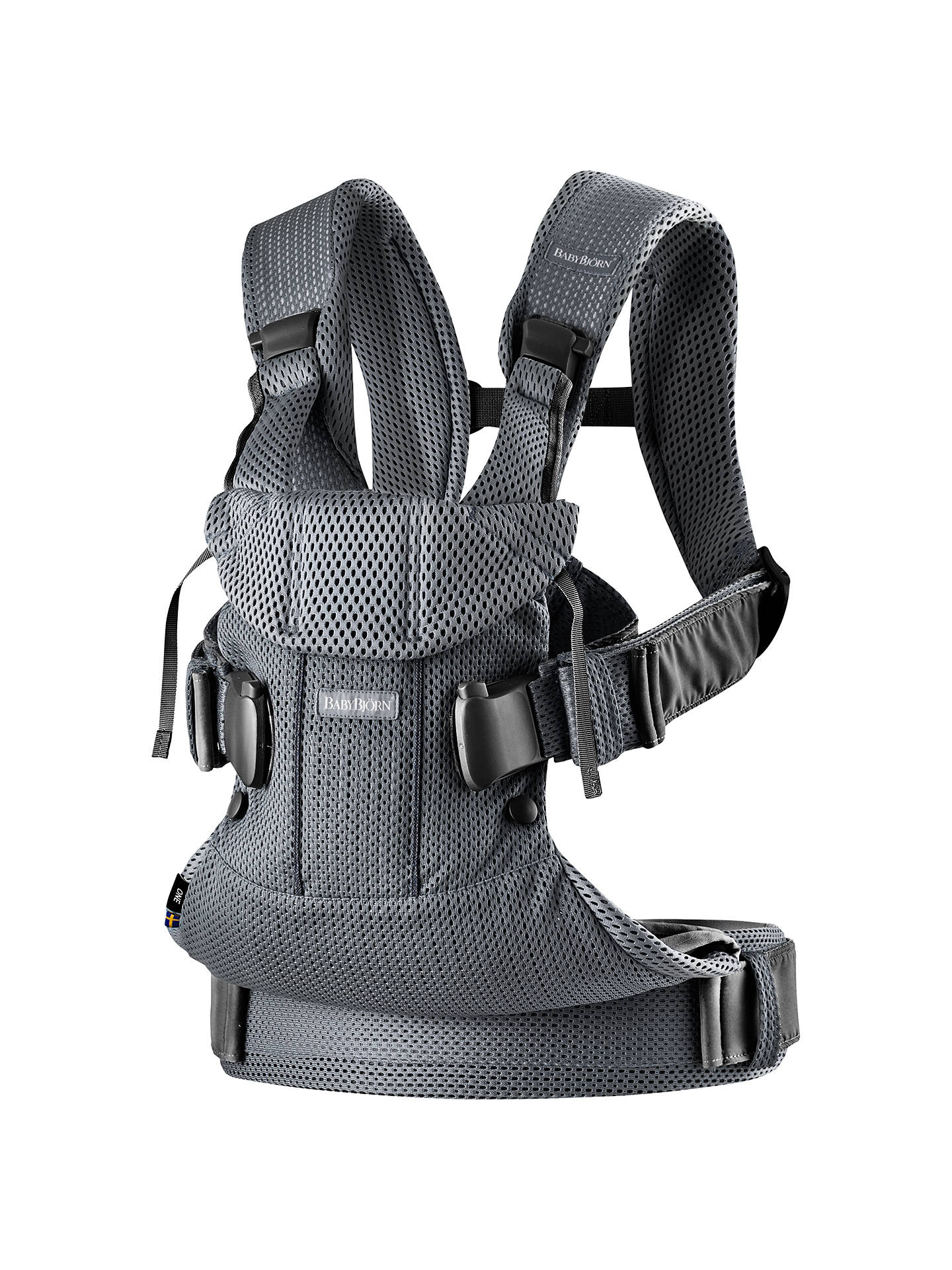 Babybjorn One Air Baby Carrier 2018 Anthracite