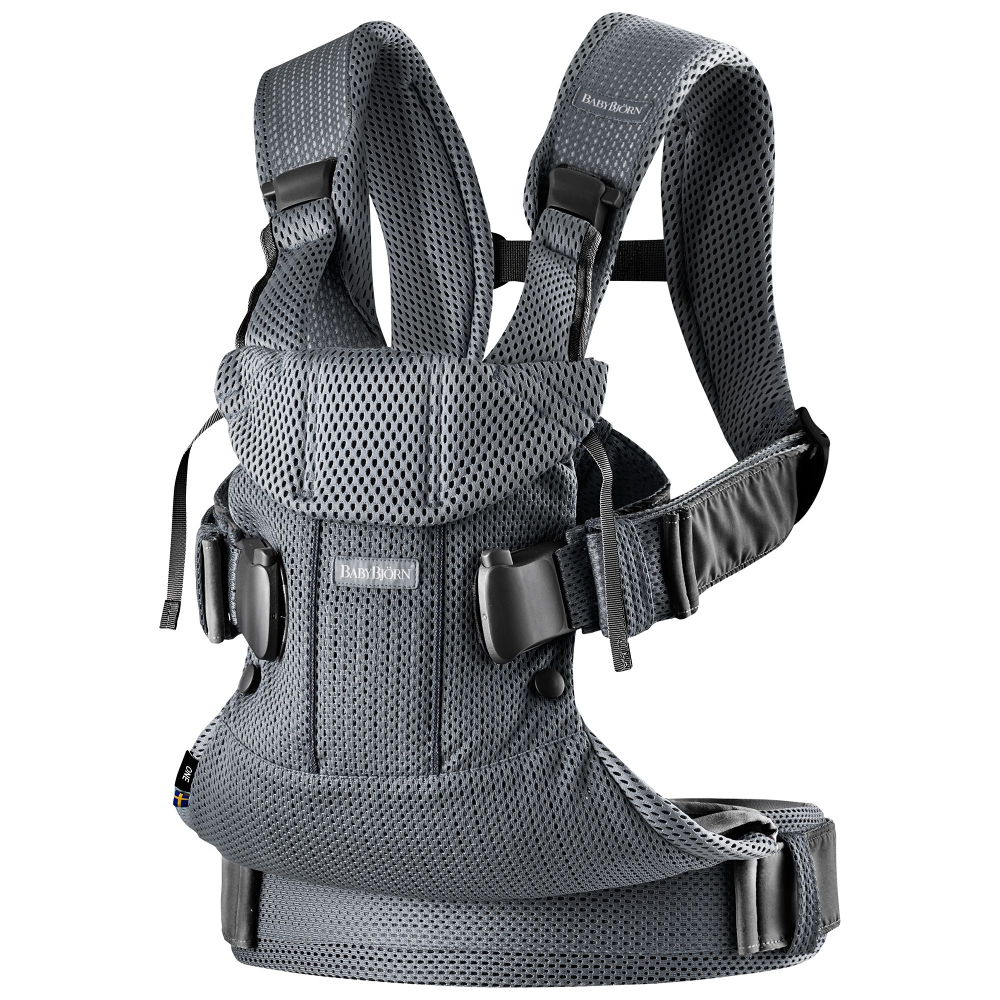 BabyBjorn BabyBjörn One Air Baby Carrier 2018, Anthracite