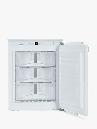 Liebherr IGN1064 Integrated Undercounter Freezer, A++ Energy Rating, 56cm Wide