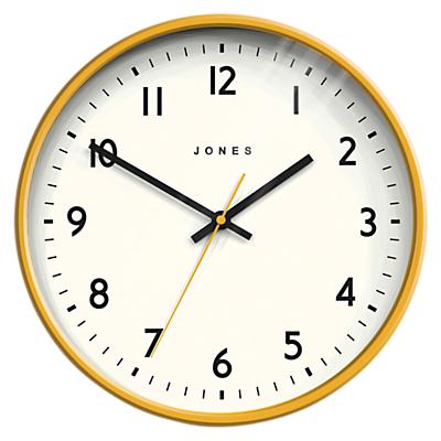 Jones Jam Wall Clock, Dia.30cm
