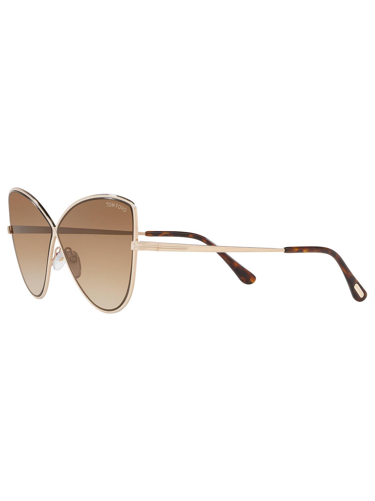 ff860d5d07c8 ... Buy TOM FORD FT0569 Elise-02 Cat s Eye Sunglasses