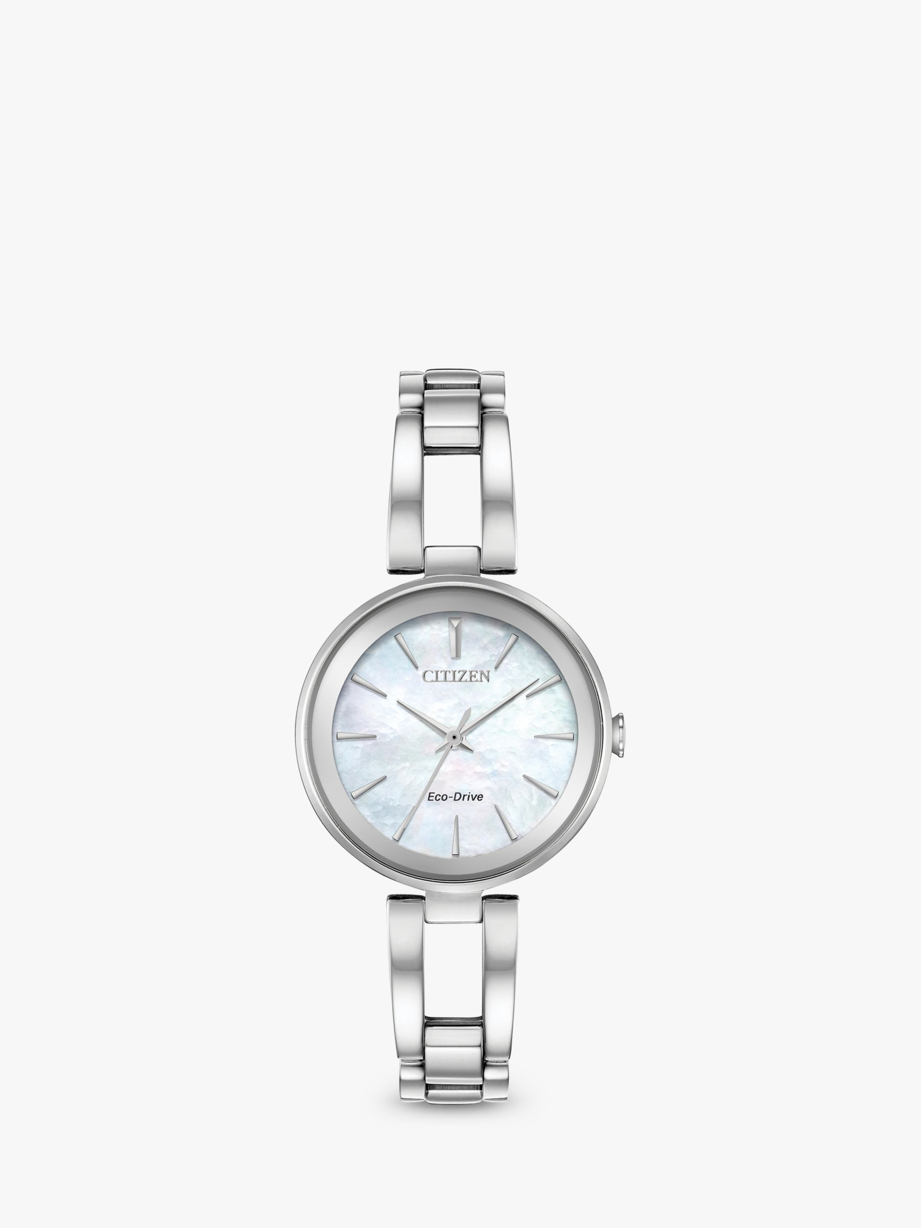 Citizen Citizen Women's Axiom Eco-Drive Bracelet Strap Watch