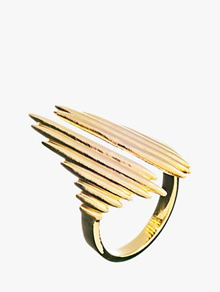 Rachel Jackson London Electric Goddess Stacking Ring, M