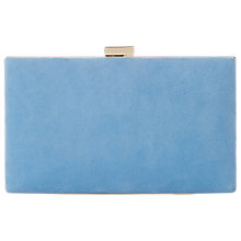 Buy Dune Brocco Clasp Clutch Bag Online at johnlewis.com